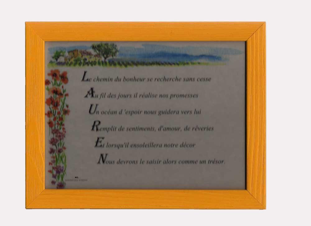 Textes Poemes Prenoms Et Signe Du Zodiaque En Acrostiches